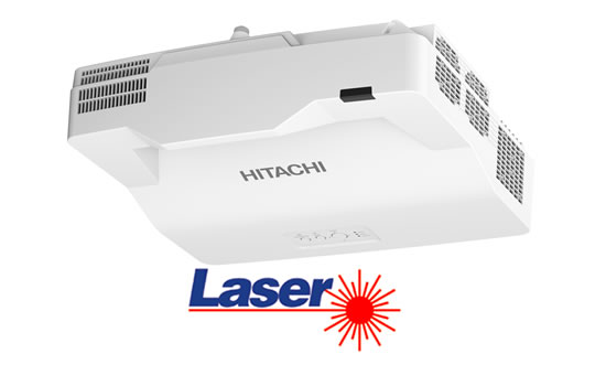 LPAW3001 and LPAW4001 Ultra Short Throw Laser Projector