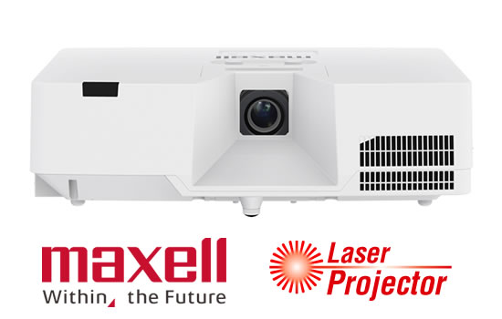 Installation Large Venue laser Projector