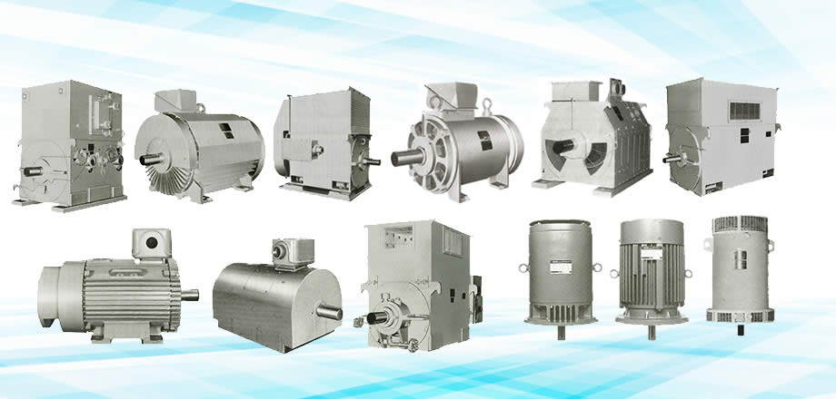 Large Electric Motors