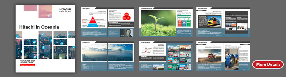 View new Hitachi Oceania Corporate Brochure