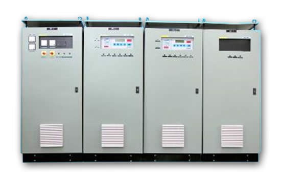 Industrial UPS Systems - Single Phase i4+ Series
