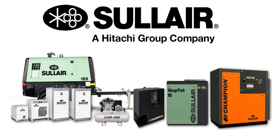 Sullair Australia Products