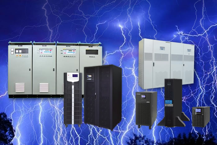 Uninterruptible power systems (UPS)