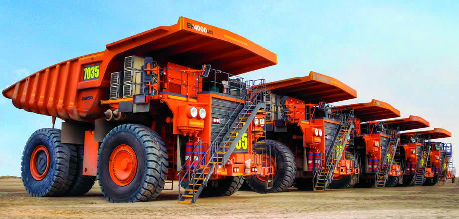 Mining & Construction Machinery