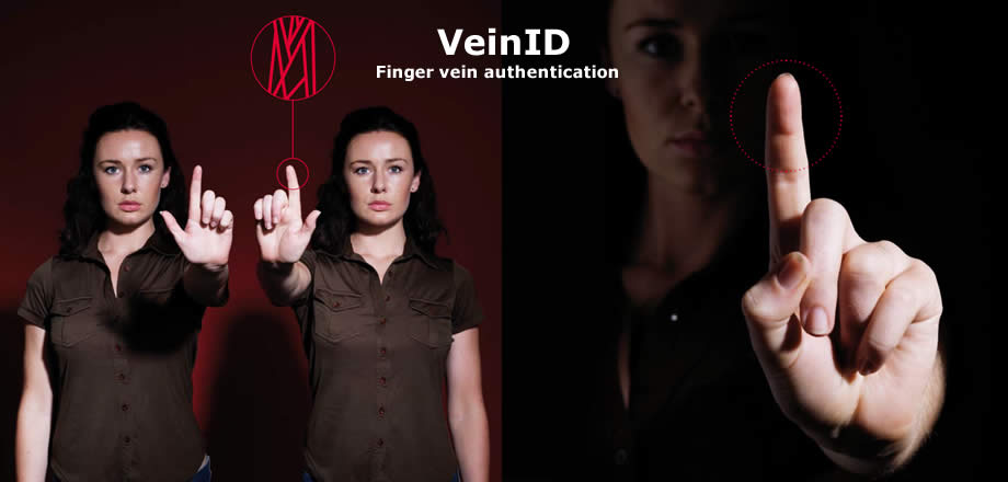 Hitachi's Finger Vein Authentication System