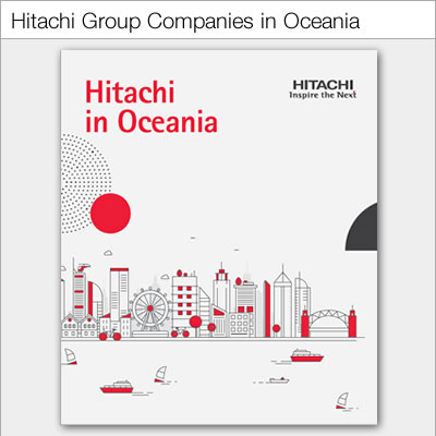 Hitachi Oceania Corporate Brochure